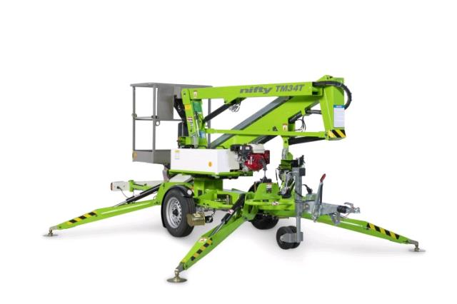Where to find NIFTYLIFT TM34T-- 34  TOWABLE BOOM LIFT in Honolulu