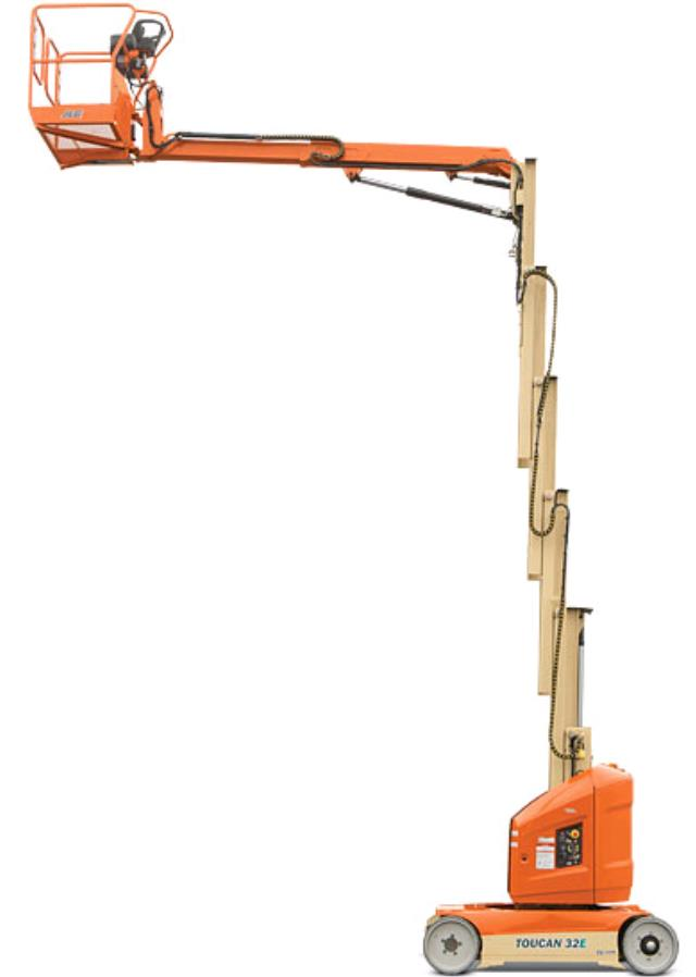 Where to find JLG TOUCAN T32E--32  PLATFORM HEIGHT in Honolulu