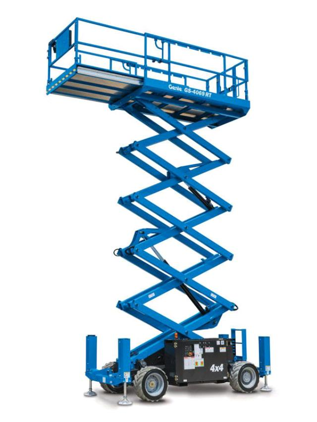 Where to find GENIE GS2669RT--26  PLATFORM HEIGHT in Honolulu