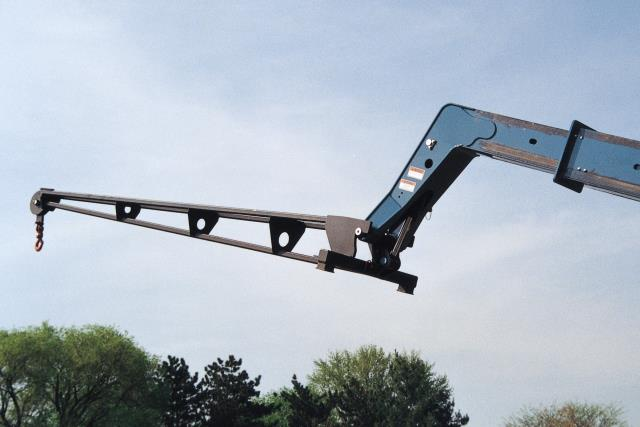 Rent Telehandler -- Accessories