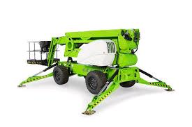 Rent Driveable Leveling Booms