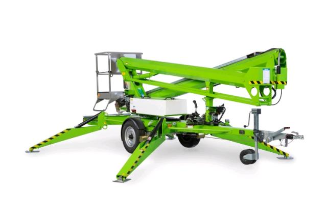 Rent Towable Leveling Booms