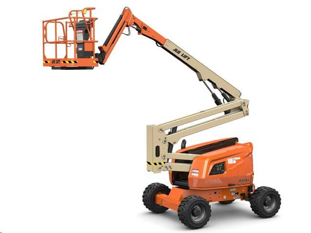 Engine-Powered Boom Lift Rentals in Honolulu and Oahu HI
